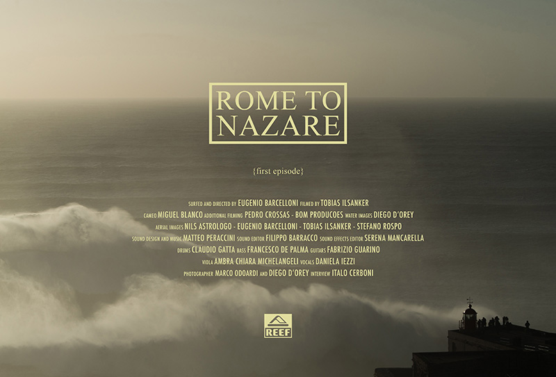 Rome-to-Nazare